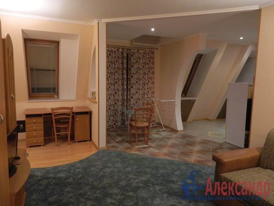 Студия (45м2) в аренду — фото 10 из 11
