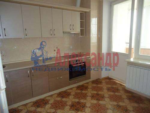 1-комнатная квартира (41м2) в аренду по адресу Луначарского пр., 64— фото 1 из 5