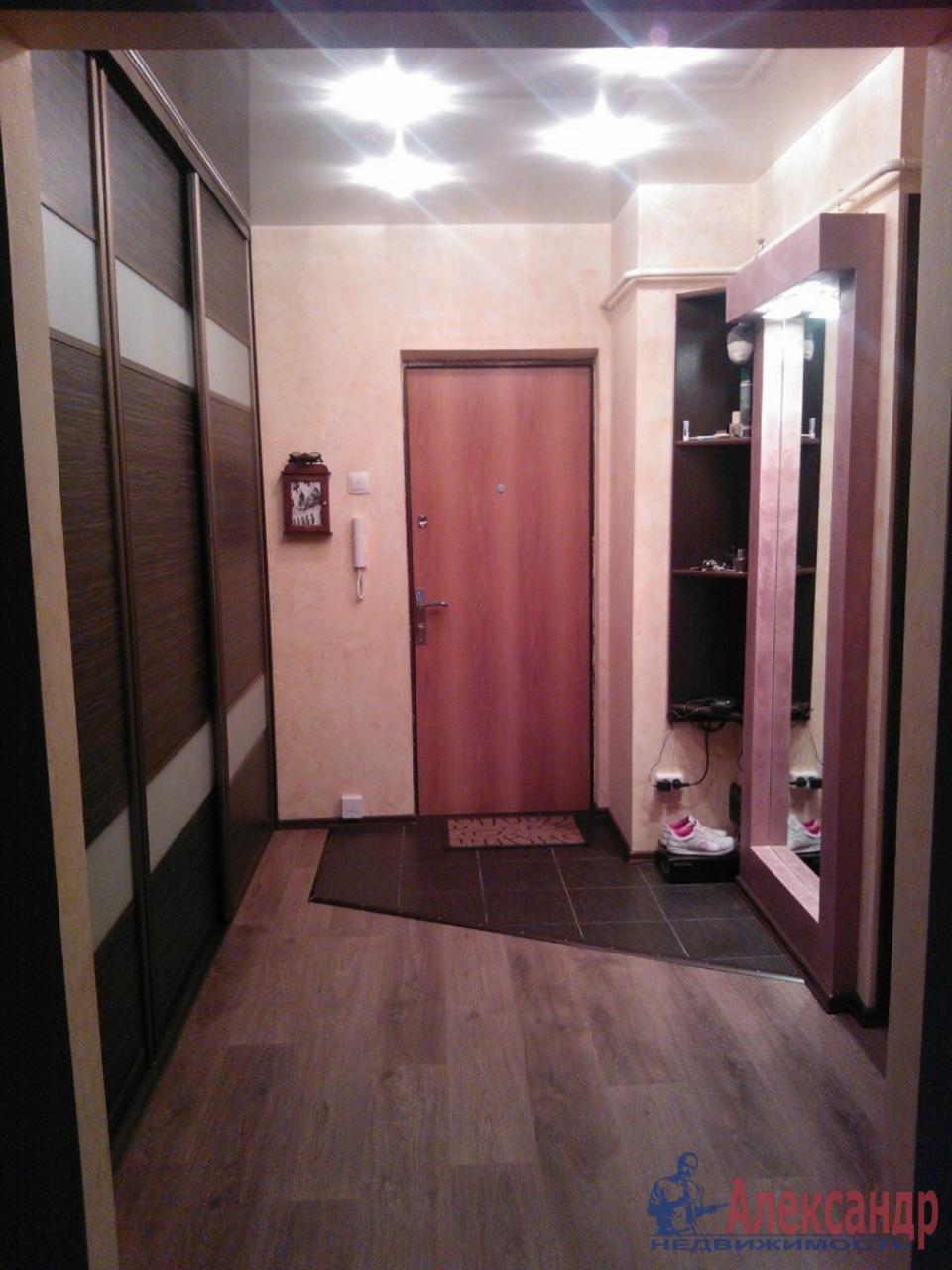 1-комнатная квартира (48м2) в аренду по адресу Пулковское шос., 14— фото 5 из 5
