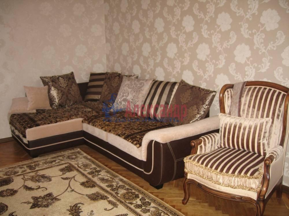 3-комнатная квартира (82м2) в аренду по адресу Правды ул., 12— фото 2 из 22