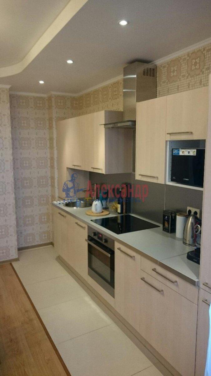 1-комнатная квартира (38м2) в аренду по адресу Луначарского пр., 11— фото 7 из 12