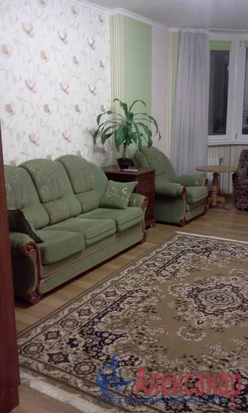 2-комнатная квартира (54м2) в аренду по адресу Софьи Ковалевской ул., 1— фото 5 из 7