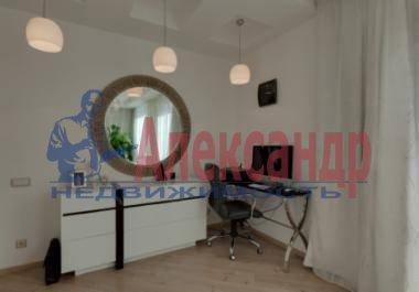 2-комнатная квартира (100м2) в аренду по адресу Песочная наб., 40— фото 5 из 7