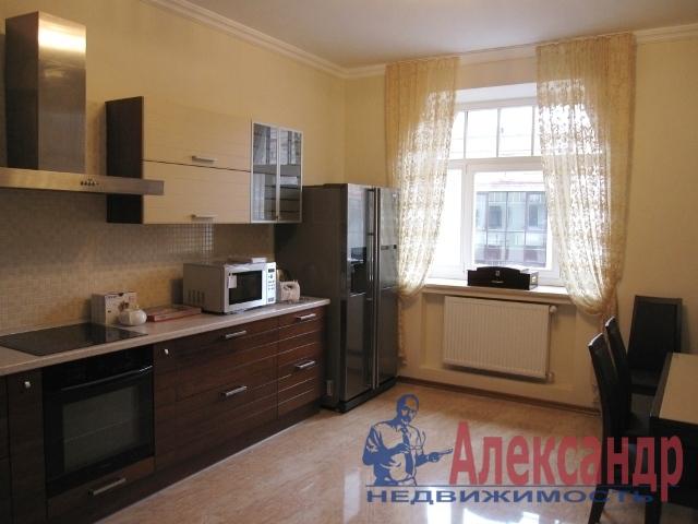 2-комнатная квартира (57м2) в аренду по адресу Брюсовская ул., 11— фото 3 из 3