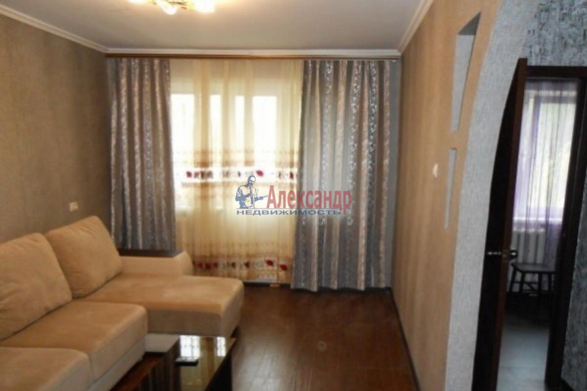 1-комнатная квартира (34м2) в аренду по адресу Народного Ополчения пр., 141— фото 2 из 5