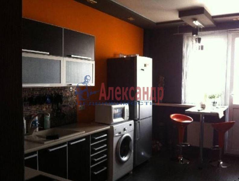 1-комнатная квартира (45м2) в аренду по адресу Петергофское шос., 17— фото 3 из 6