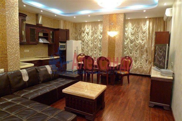 2-комнатная квартира (70м2) в аренду по адресу Ординарная ул., 18— фото 1 из 3
