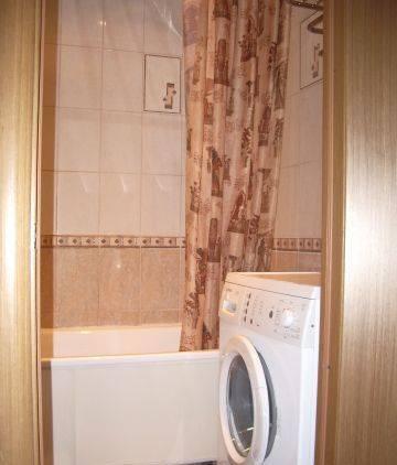 1-комнатная квартира (41м2) в аренду по адресу Бухарестская ул., 146— фото 5 из 5