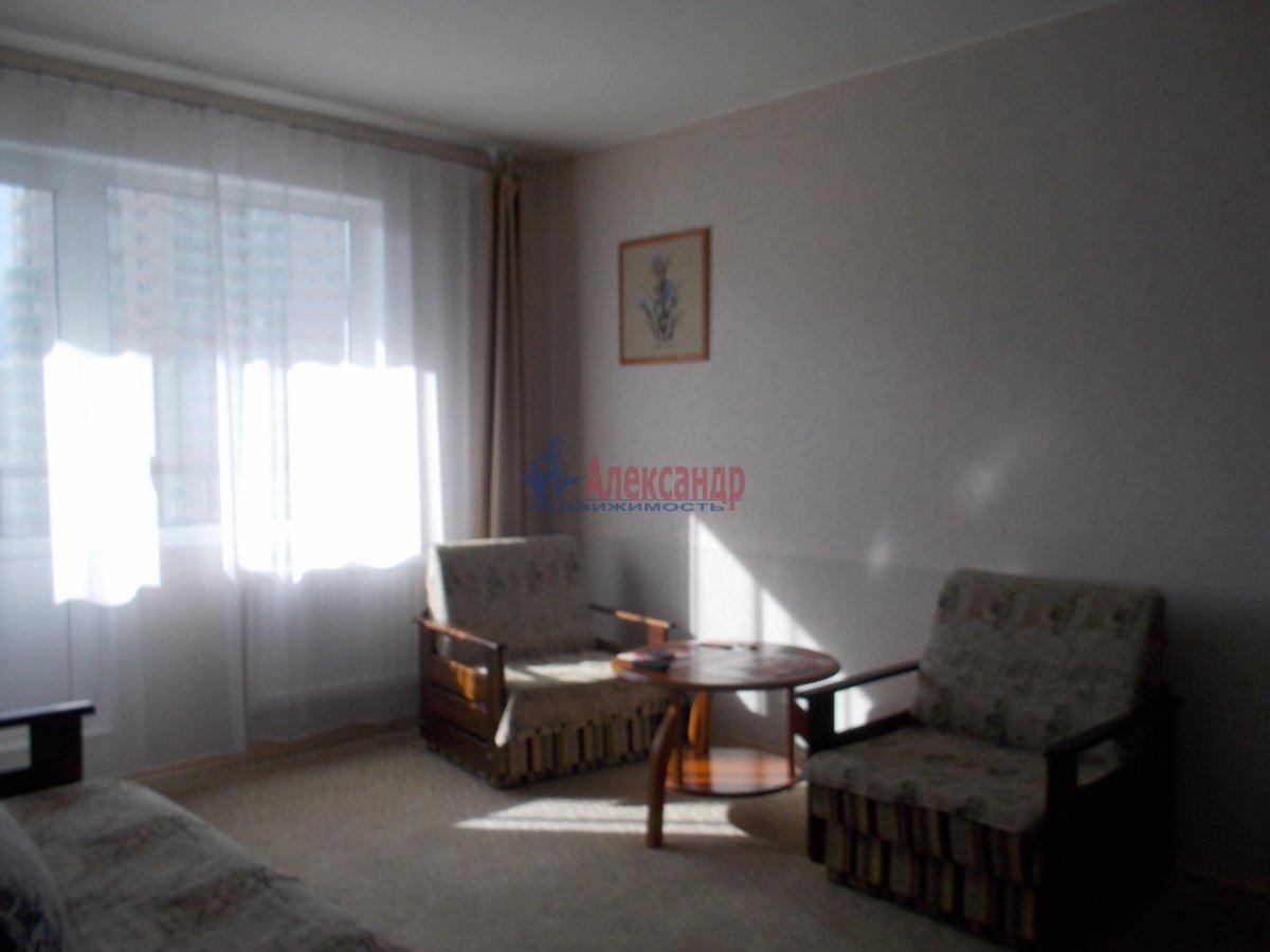 1-комнатная квартира (38м2) в аренду по адресу Наставников пр., 41— фото 4 из 8