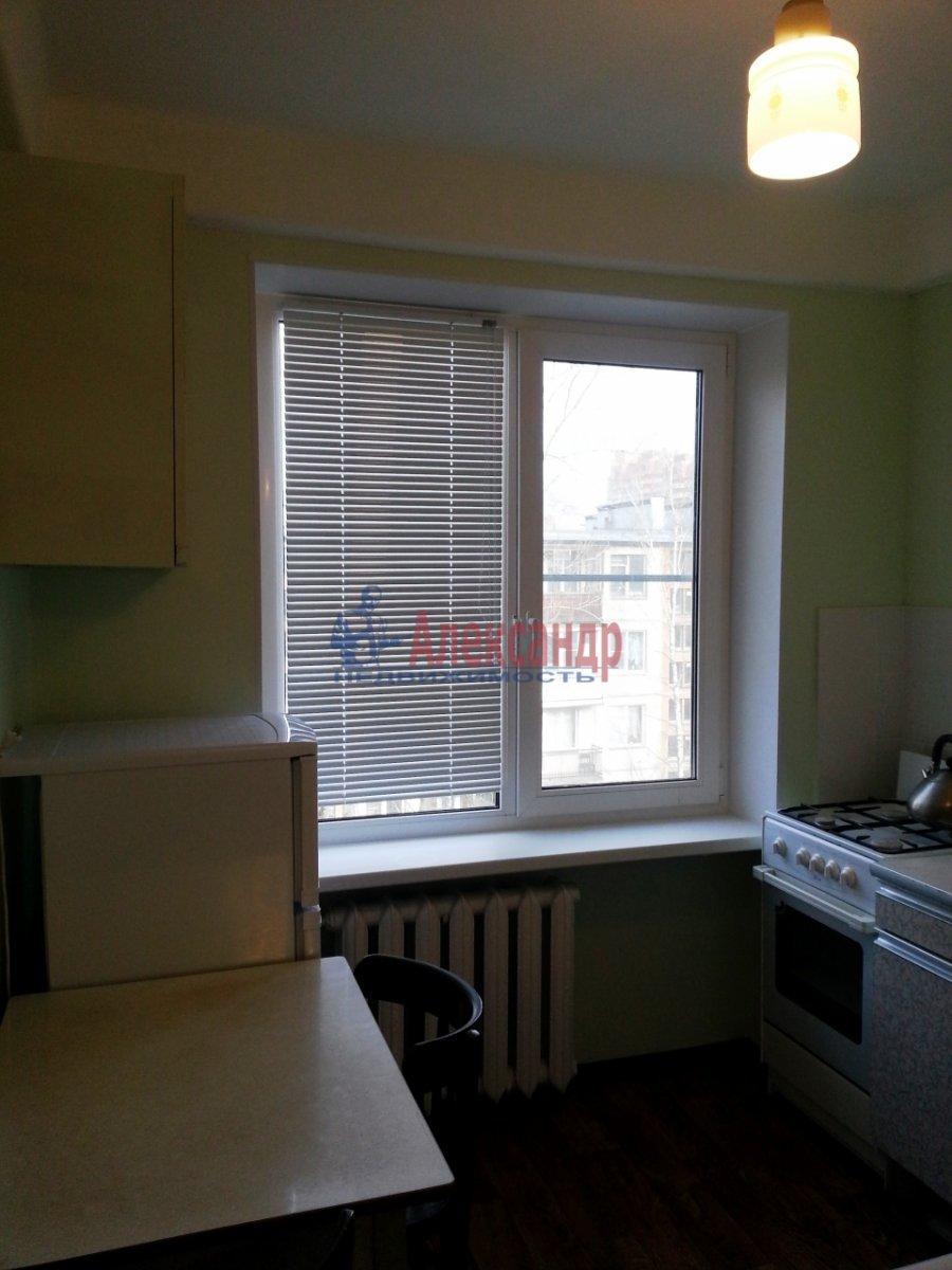 1-комнатная квартира (33м2) в аренду по адресу Космонавтов пр., 48— фото 1 из 14