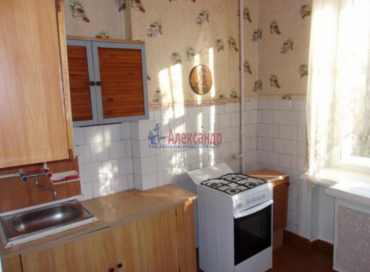 1-комнатная квартира (33м2) в аренду по адресу Варшавская ул., 77— фото 2 из 3