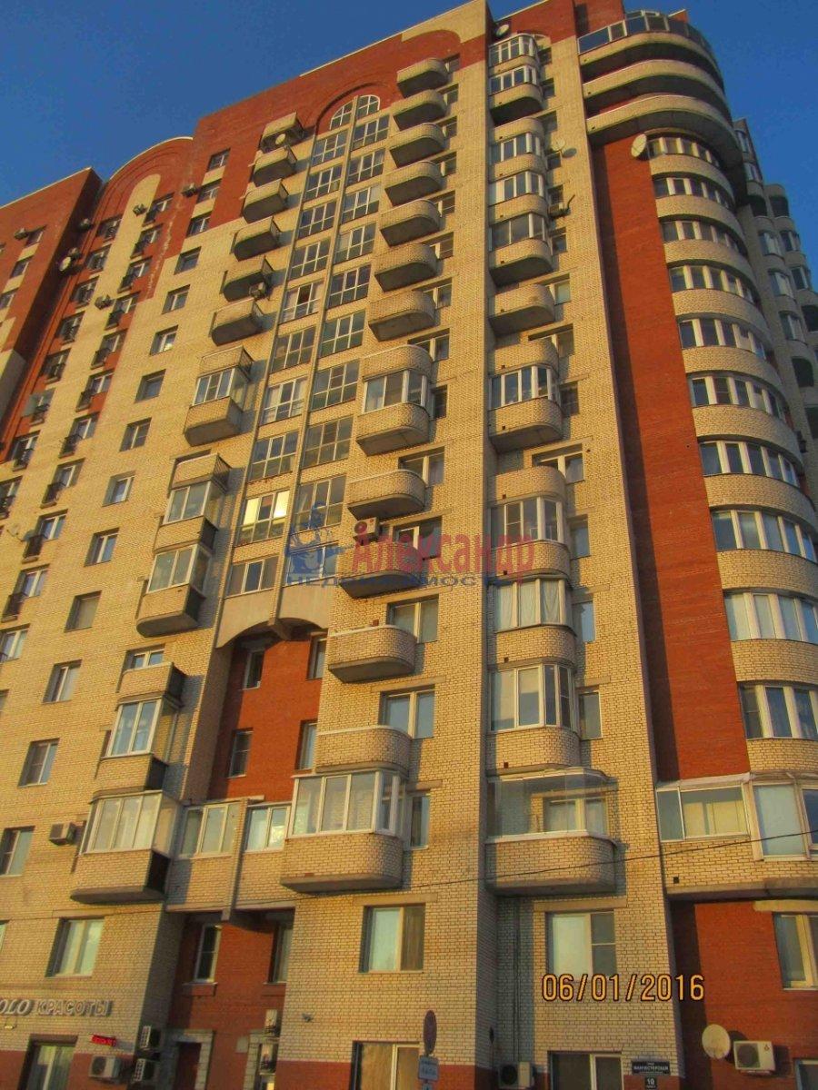 1-комнатная квартира (50м2) в аренду по адресу Манчестерская ул., 10— фото 2 из 10