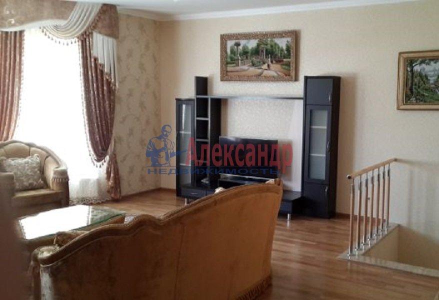 2-комнатная квартира (67м2) в аренду по адресу Туристская ул., 22— фото 2 из 7