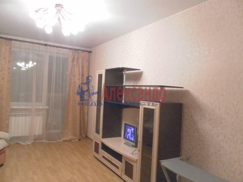 1-комнатная квартира (38м2) в аренду по адресу 2 Муринский пр., 51— фото 3 из 6