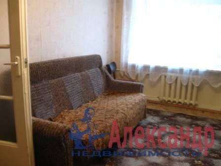 1-комнатная квартира (34м2) в аренду по адресу Асафьева ул., 2— фото 1 из 3