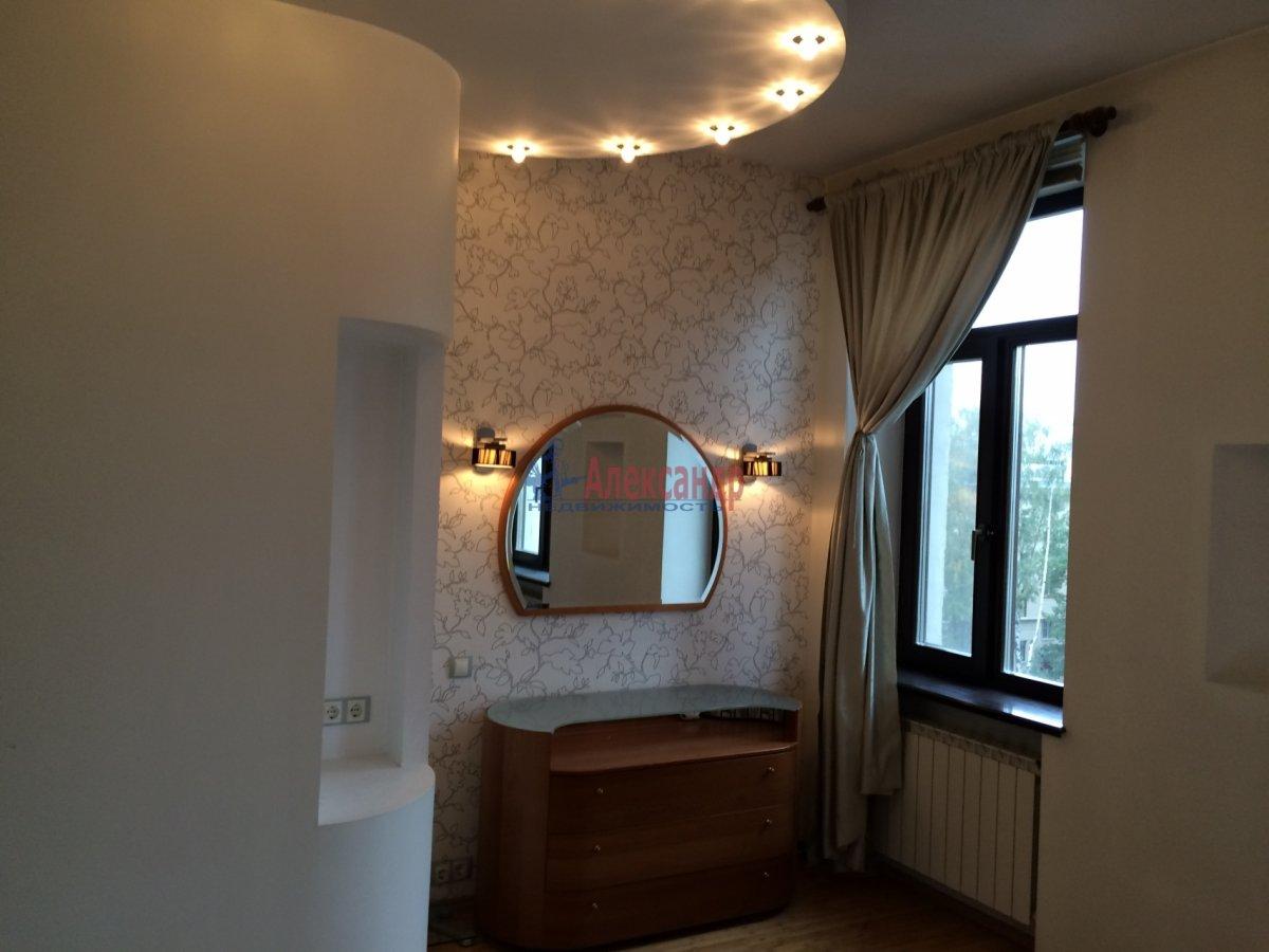 4-комнатная квартира (150м2) в аренду по адресу Кузнецовская ул., 48— фото 9 из 21