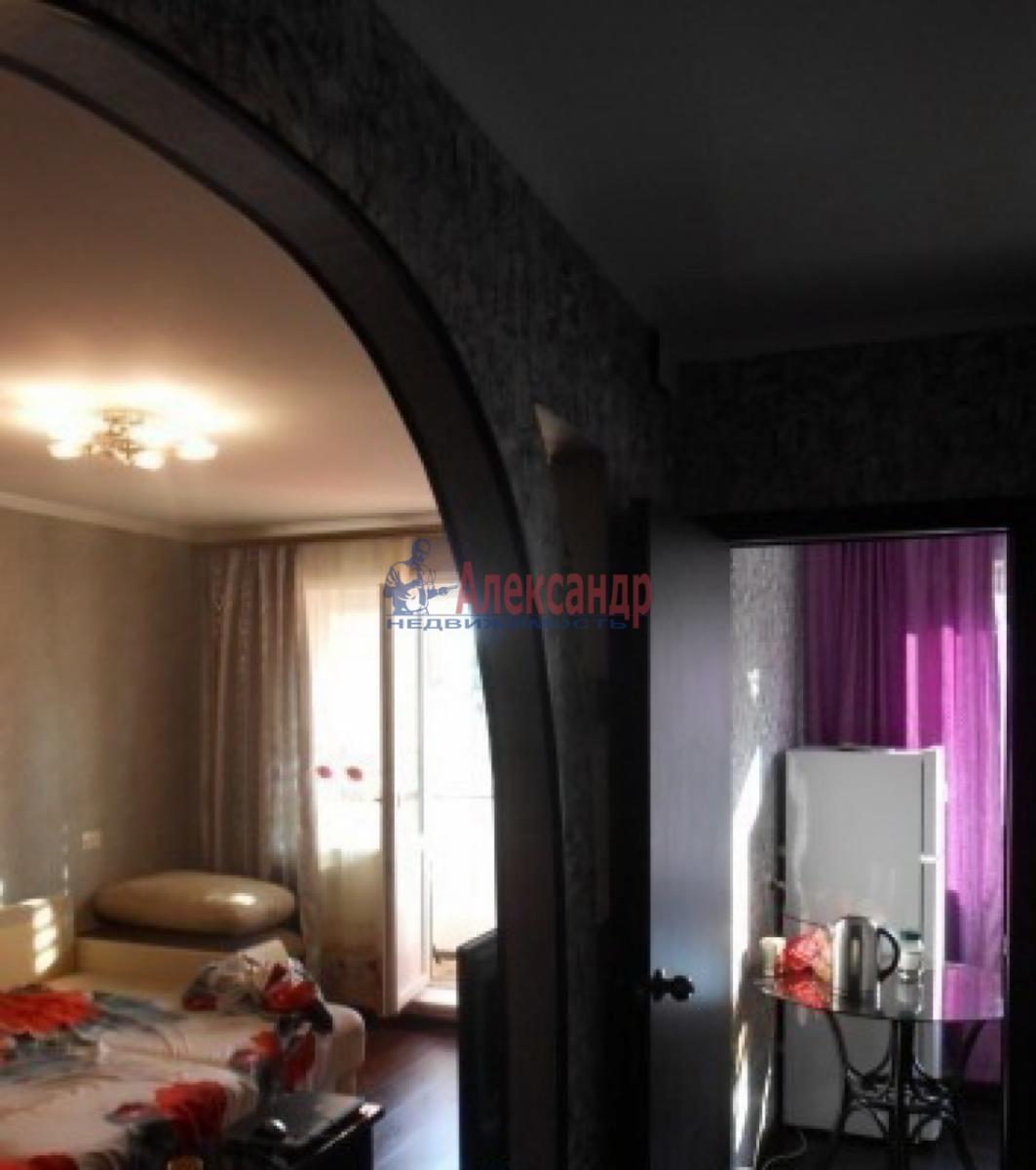 1-комнатная квартира (34м2) в аренду по адресу Народного Ополчения пр., 141— фото 3 из 5