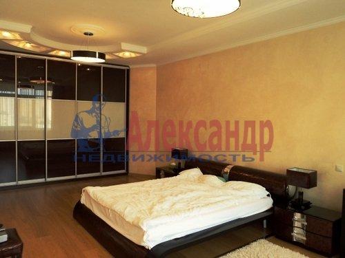 3-комнатная квартира (97м2) в аренду по адресу Яхтенная ул., 3— фото 4 из 5