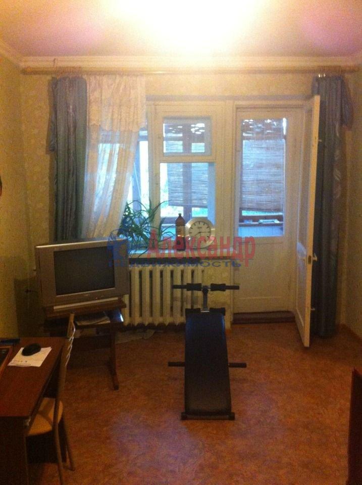 1-комнатная квартира (31м2) в аренду по адресу Благодатная ул., 27— фото 2 из 4