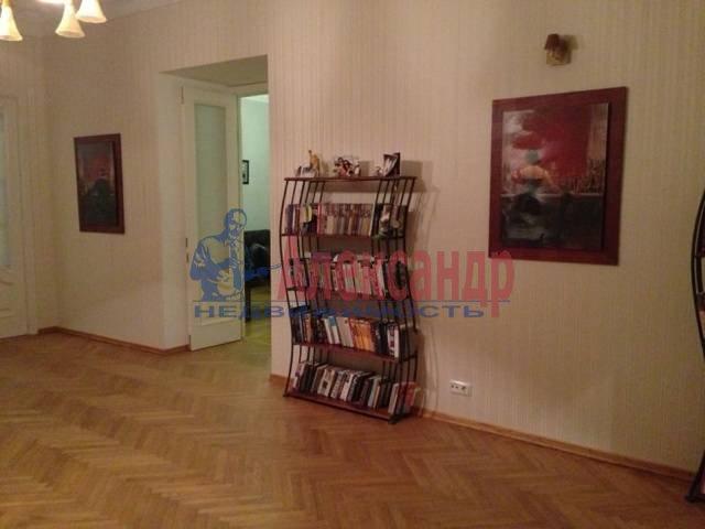 3-комнатная квартира (145м2) в аренду по адресу Каменноостровский пр., 73-75— фото 11 из 11