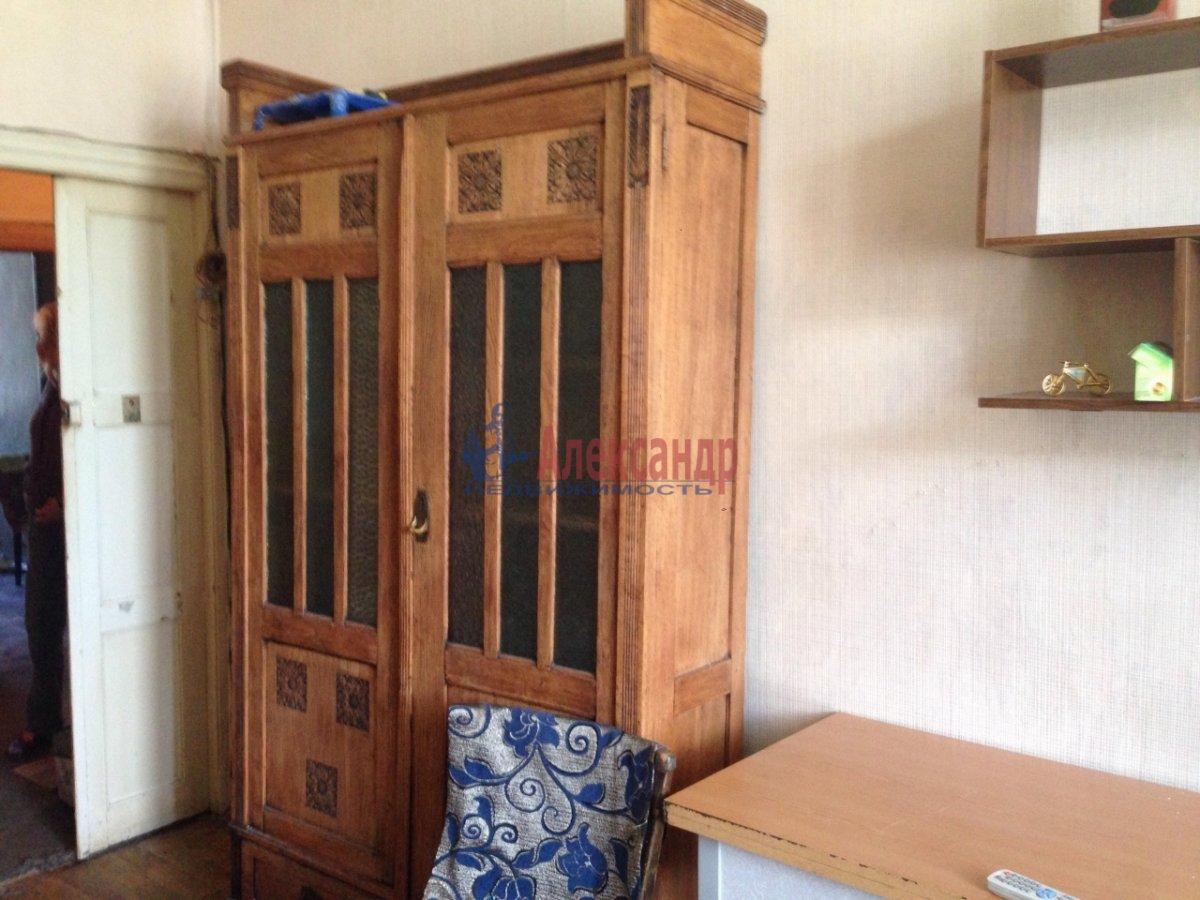 Комната в 3-комнатной квартире (55м2) в аренду по адресу 2 Советская ул., 25/2— фото 1 из 4