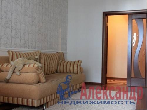 3-комнатная квартира (73м2) в аренду по адресу Стачек пр., 107— фото 6 из 6