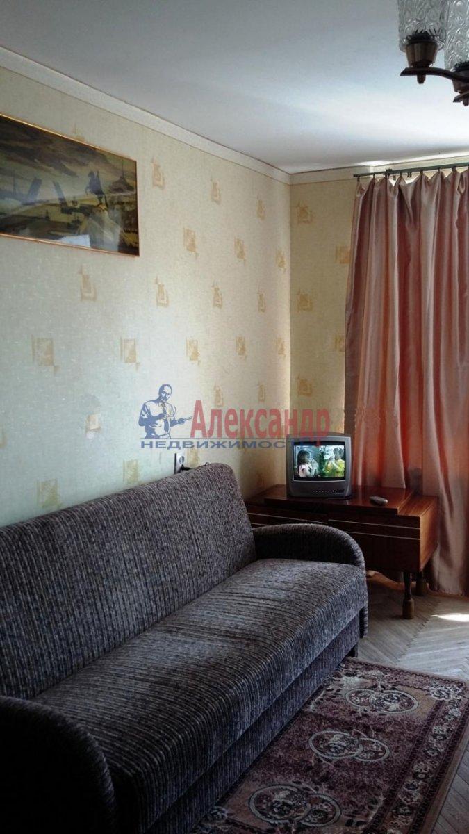 1-комнатная квартира (35м2) в аренду по адресу Варшавская ул., 71— фото 1 из 1