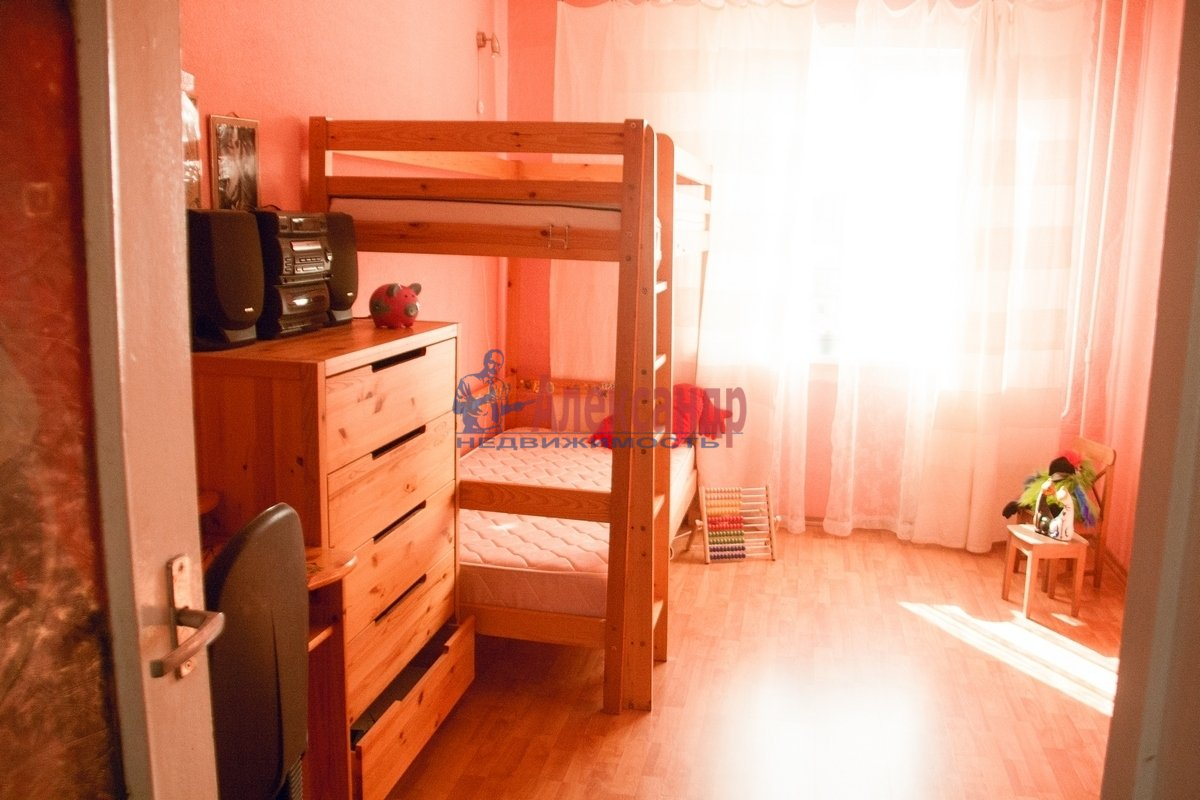 3-комнатная квартира (65м2) в аренду по адресу Ленинский пр., 79— фото 5 из 11