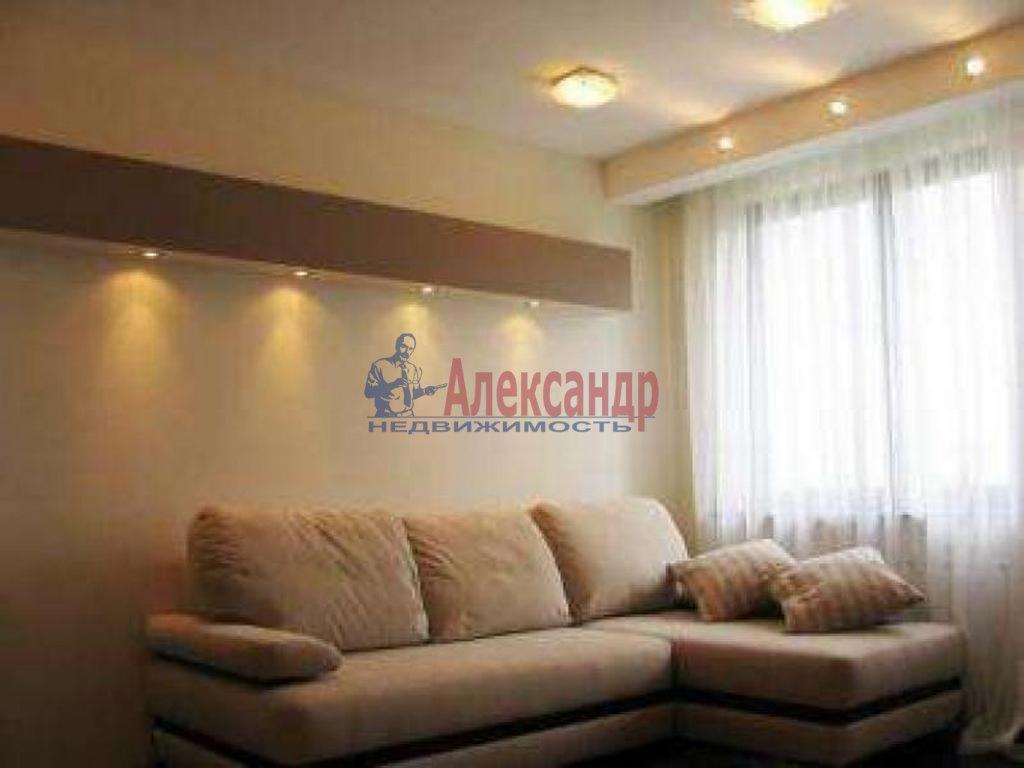 2-комнатная квартира (57м2) в аренду по адресу 11 линия В.О., 22— фото 1 из 3