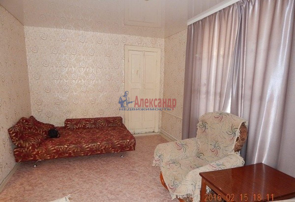 1-комнатная квартира (33м2) в аренду по адресу Белградская ул., 24— фото 5 из 8