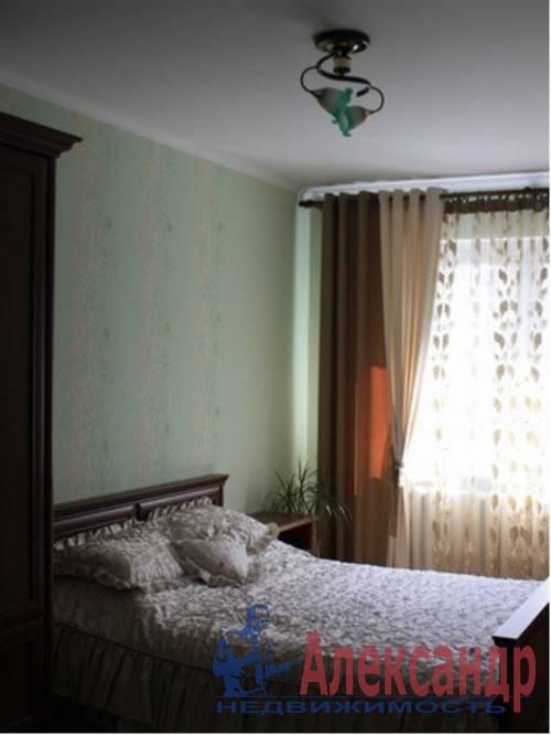 3-комнатная квартира (73м2) в аренду по адресу Стачек пр., 107— фото 5 из 6