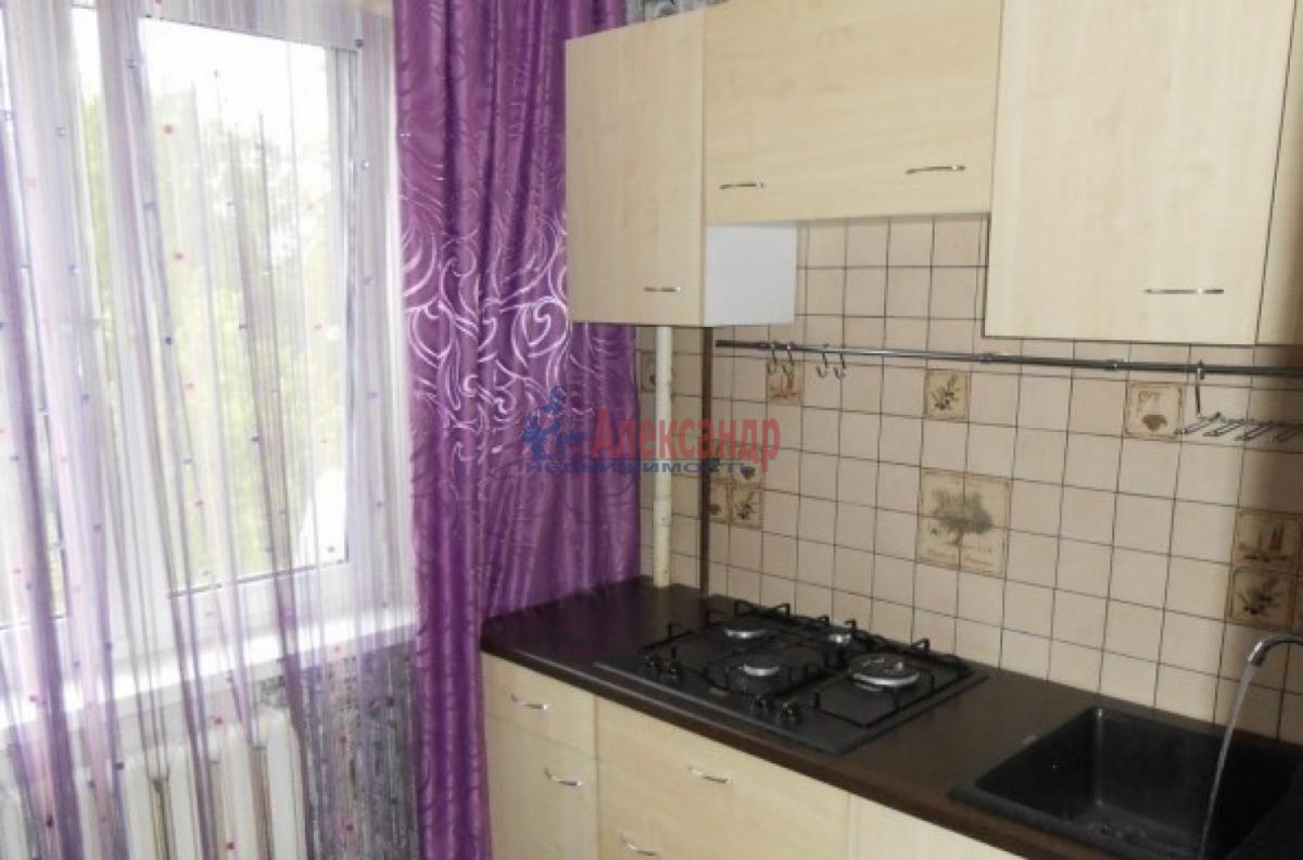 1-комнатная квартира (34м2) в аренду по адресу Народного Ополчения пр., 141— фото 4 из 5
