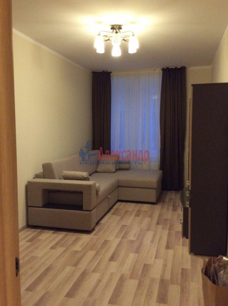 1-комнатная квартира (42м2) в аренду по адресу Петергофское шос., 57— фото 5 из 9