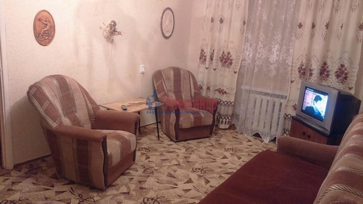 2-комнатная квартира (48м2) в аренду по адресу Горелово пос.— фото 4 из 5