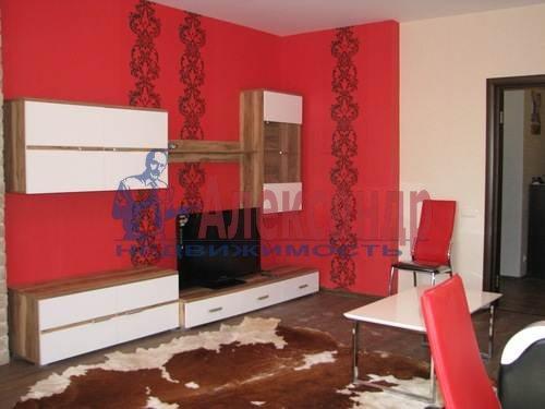 1-комнатная квартира (45м2) в аренду по адресу Кронштадтская ул., 13— фото 2 из 9