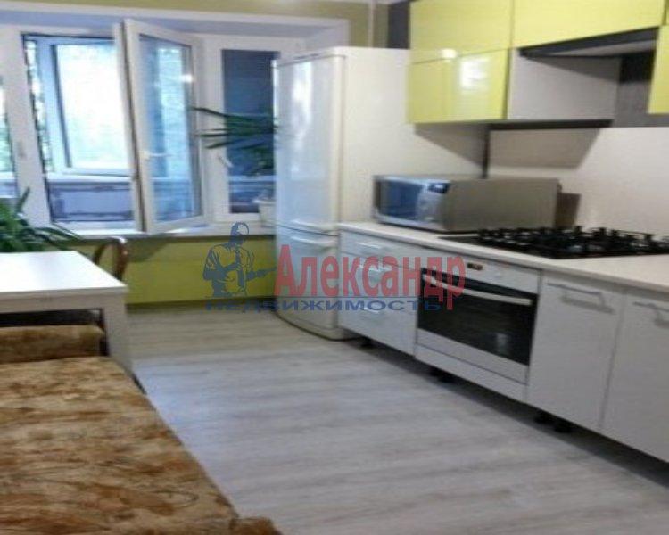1-комнатная квартира (36м2) в аренду по адресу Бабушкина ул.— фото 1 из 2