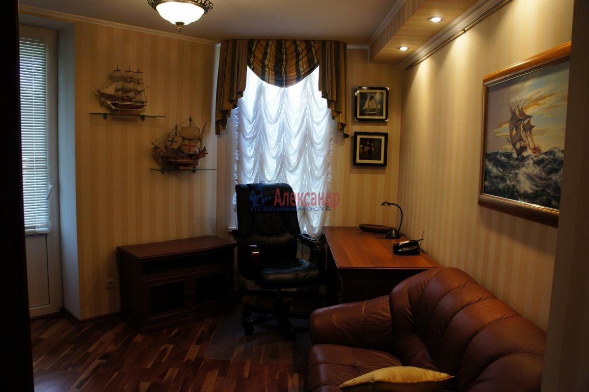 5-комнатная квартира (202м2) в аренду по адресу Дачный пр., 24— фото 13 из 25