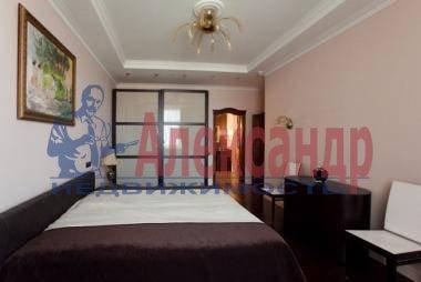 1-комнатная квартира (45м2) в аренду по адресу Московский просп., 97— фото 2 из 3