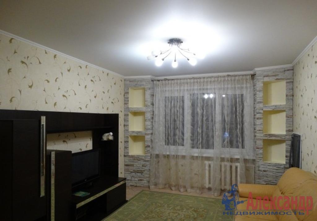 1-комнатная квартира (40м2) в аренду по адресу Индустриальный пр., 40— фото 1 из 4