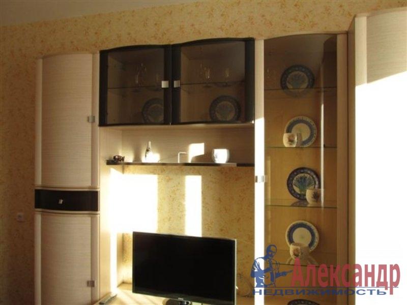 1-комнатная квартира (35м2) в аренду по адресу Джона Рида ул., 1— фото 1 из 2
