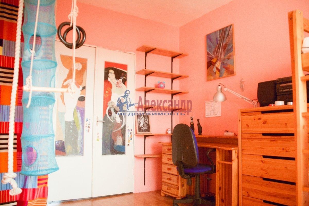 3-комнатная квартира (65м2) в аренду по адресу Ленинский пр., 79— фото 7 из 11