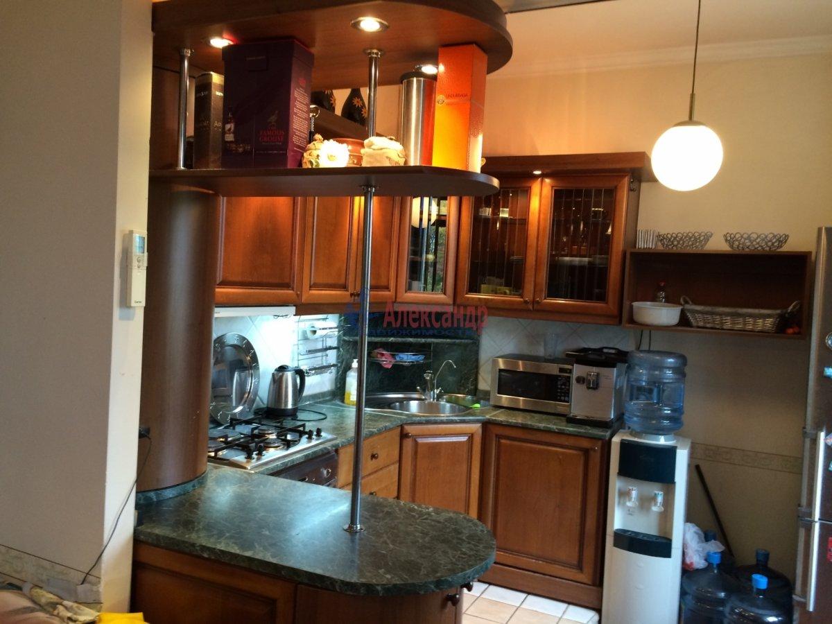 4-комнатная квартира (150м2) в аренду по адресу Кузнецовская ул., 48— фото 11 из 21