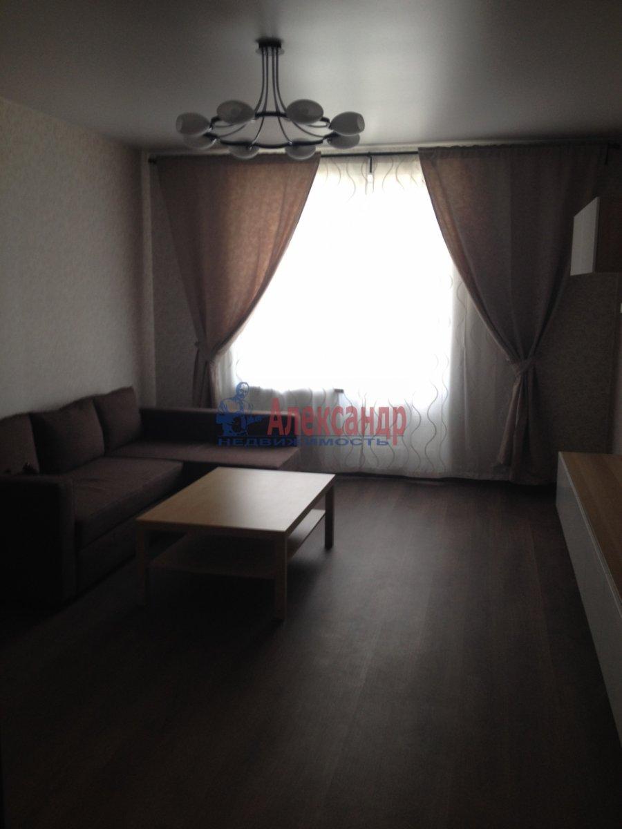 1-комнатная квартира (44м2) в аренду по адресу Просвещения просп., 99— фото 13 из 17