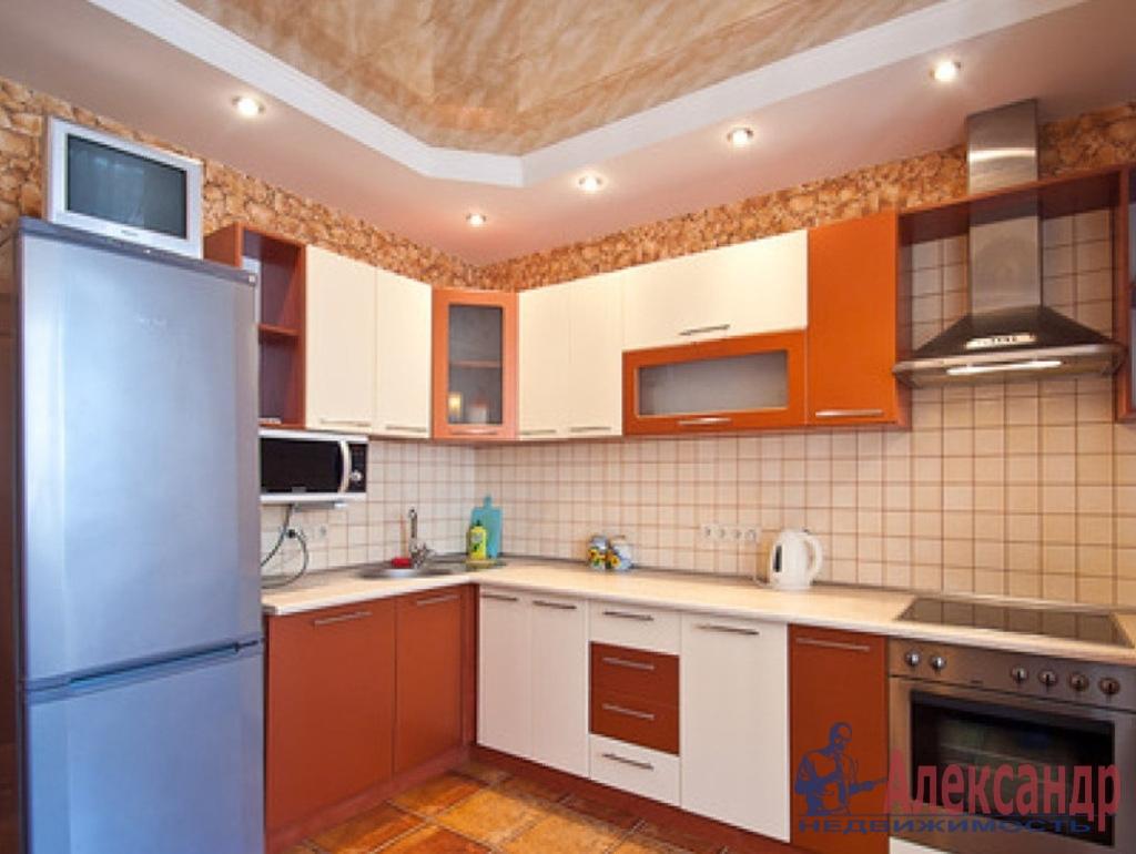 2-комнатная квартира (55м2) в аренду по адресу Непокоренных пр., 14— фото 3 из 3