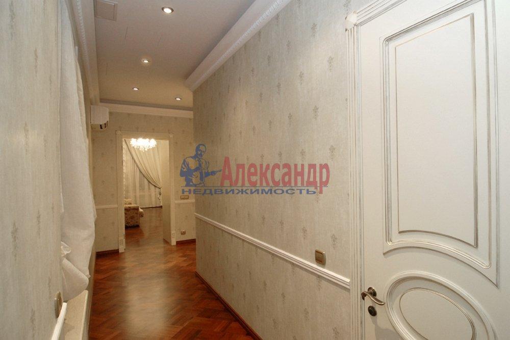 4-комнатная квартира (150м2) в аренду по адресу Миллионная ул., 17— фото 4 из 9