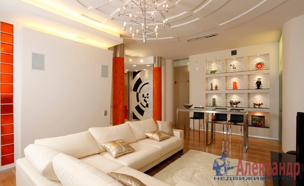 2-комнатная квартира (65м2) в аренду по адресу Шкапина ул., 11— фото 2 из 3