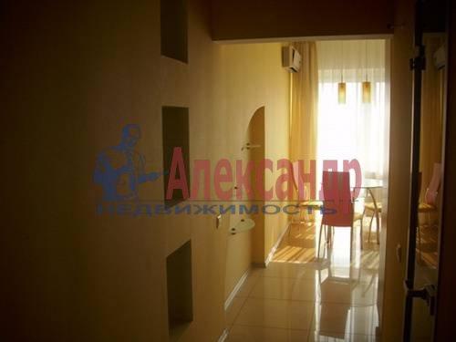 1-комнатная квартира (42м2) в аренду по адресу Гражданский пр., 111— фото 11 из 12