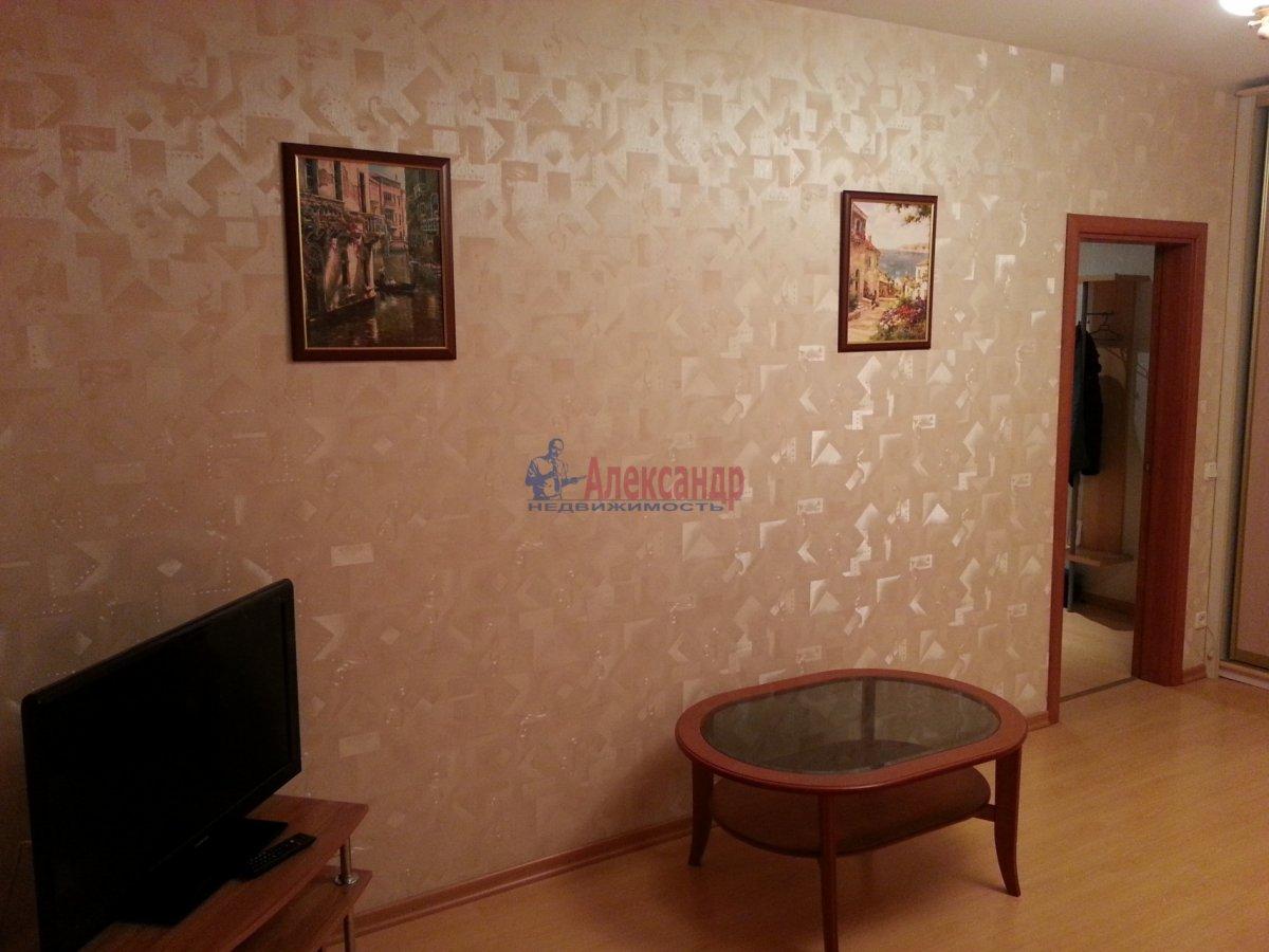 1-комнатная квартира (48м2) в аренду по адресу Ленсовета ул., 88— фото 12 из 18