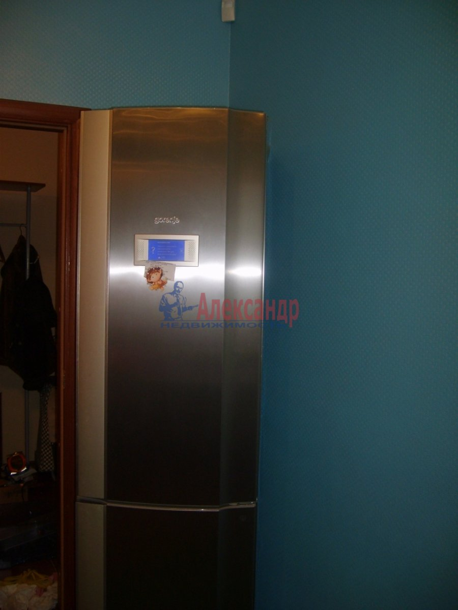 1-комнатная квартира (38м2) в аренду по адресу 13 линия В.О., 54— фото 8 из 8