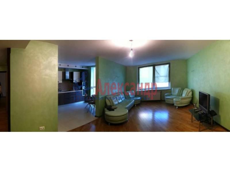 3-комнатная квартира (120м2) в аренду по адресу Приморский пр., 137— фото 9 из 10